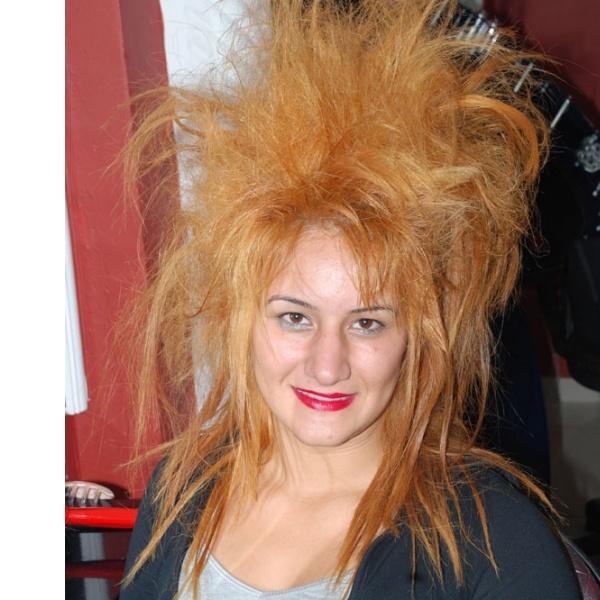 firmasına ait bayan saç modeli adlı ürün fotografı